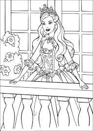 Barbie En De Bedelaar Kleurplaat Coloring Page For Kids