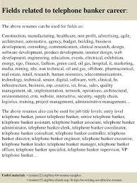 16 banker resume samples