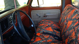 truck bench seat covers 1995 chevy split camo ford f250