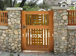 Small Picture wooden driveway gates photos fence gate design ideas fence gate