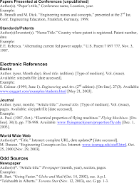 Ieee Citation Style Guide