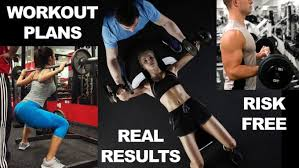 Free Gym Workout Chart Create A Free Gym Workout Plan For Real Results