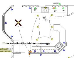 install kitchen electrical wiring kitchen wiring diagram blueprint