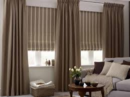 brown living room curtains. Berber Basket Beige Curtains Rustic-living-room Brown Living Room T