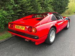 Yes, it is straight out of magnum pi. 1985 Ferrari 308 Gtsi Quattrovalvoe For Sale At Auction