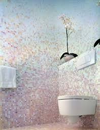 Interesting Bathroom Tiles Mosaic And Blue Tile These Are Exactly To Modern Ideas