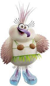 Debbie (The Angry Birds Movie)   Heroes Wiki   Fandom   Angry birds movie, Angry  birds, Angry birds star wars