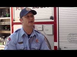 First Responder Friday Josh Beck Firefighter Engineer With North