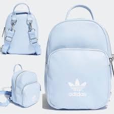 Baby Blue Mini Backpack Sante Blog