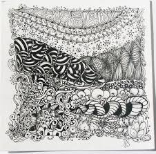Official Zentangle Patterns Custom Inspiration
