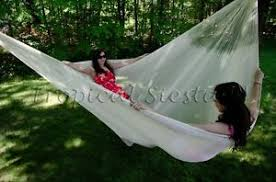 Image is loading EXTRA-LARGE-COTTON-Mexican-Mayan-HAMMOCK-BED-Handwoven-