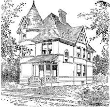 Small Picture 80 best Coloring pages buildings images on Pinterest Drawings