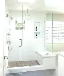 shower seat height shower with bench best shower with bench ideas on showers shower seat and