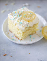 Lemon Sheet Cake Lemon Sheet Cake Recipe From Scratch