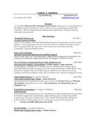 Unique Area Sales Manager Cover Letter About Sales Sales Resume