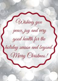 Office Christmas Wishes Christmas Messages From Doctors Offices Examples Christmas Wishes