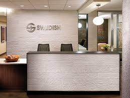 modern medical office design. Profesional Reception Desk Design For Small Medical Office Ideas With Nice Pendant Lamp Modern O
