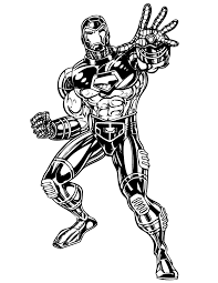 Small Picture Free Printable Iron Man Coloring Pages H M Coloring Pages