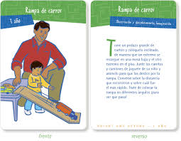 Spanish Sample Cards