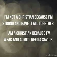 Strong Christian Quotes