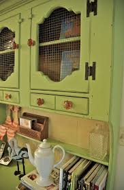 designing rustic home office using shelf rug cupboard desk hutch green hutch chic office desk hutch