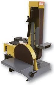 kalamazoo belt grinder. kalamazoo 10\u201d disc 2\u201d belt sander ds10-2m grinder