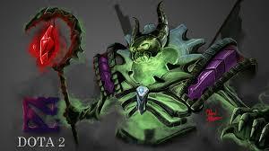 dota 2 pugna mage staff undead monsters fantasy games