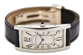 5 most collectible watches barron s the cartier tank cintrée of 1921 a classic watch that still looks modern photo paul boutros