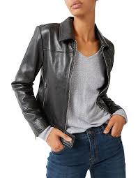 martina leather jacket