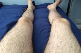 My legs are too hairy