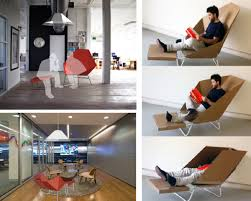Prism chair can also be a great place for reading. Resting in various  positions, you can enjoy reading at its best. If you are tired of reading,  the chair ...