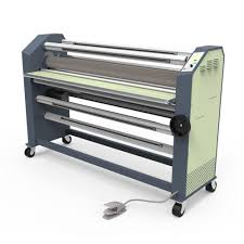 """Ving 63"""" New Type Full auto Wide Format Hot / Cold Laminator cold ..."""