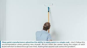 4 tips for painting drywall atlanta