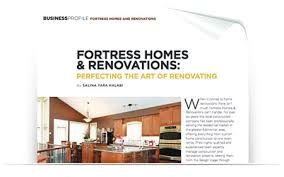 fortress homes and renovations sherwood park and edmonton alberta