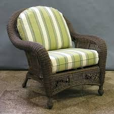 permalink to best wicker chair cushions outdoor