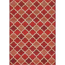 outdoor red 4 x 6 indoor outdoor rug