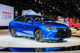 toyota camry 2016 special edition. Fine Edition 2016 Toyota Camry Corolla Special Edition To Bow At Chicago On Camry