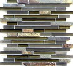 new era shell gray linear glass and stone mosaic tile mix strip 2 pearl glass mosaic tile white linear