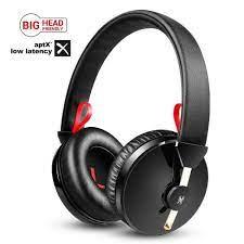Oneaudio Over Tai Nghe Bluetooth Apt X Độ Trễ Thấp Driver 40 Mm Tai Nghe  Bluetooth Có Mic Siêu Bass 20 Giờ Thời Gian Chơi|Bluetooth Earphones &  Headphones