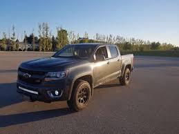 Scott Brown's 2015 Chevrolet Colorado