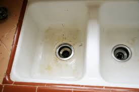 steps to clean an old porcelain sink work hard stay happy