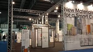 Design Build Expo 2017 Stand New Materials For A Smart City Smart Building Expo 2017