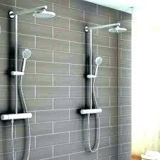 outdoor shower fixtures brass