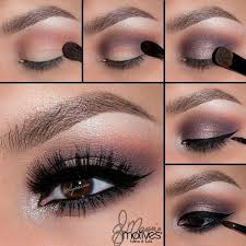 new pictorial using one of my everyday palettes and beautiful lashes by in natalie hope you like it