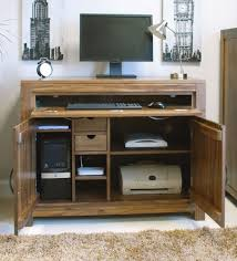 Hidden Printer Cabinet 17 Interesting Hideaway Computer Desk Pic Ideas Ideas For Studio