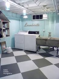 Designer Basements Delectable 48 Best Basement Laundry Room Design Ideas For You Basement Room