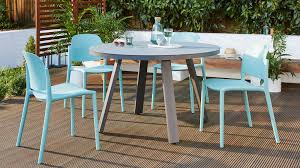 frosted glass and aluminium garden furniture frosted glass weatherproof garden table