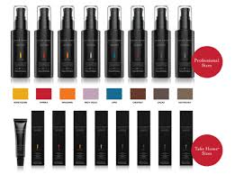 Paul Mitchell Repigmentation Chart Color Craft To Perfection Professional Salon Concepts
