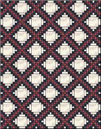 Irish Chain Quilt Pattern: Single, Double and Triple Irish Chain ... & Irish Chain Quilt Pattern: Single, Double and Triple Irish Chain Quilts Adamdwight.com