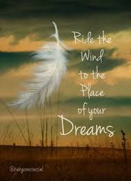 Ride The Wind At Twogonecoastal Windsong Wind Quote Blowin In